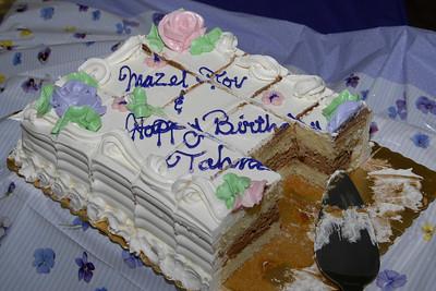 Tahnie's Naming Party June 2006
