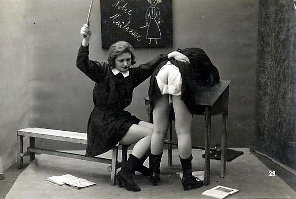 Girls in School