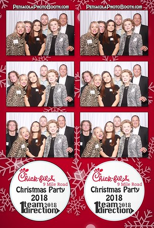 Chick-Fil-A - 9 Mile Road Christmas Party 12-2-2018