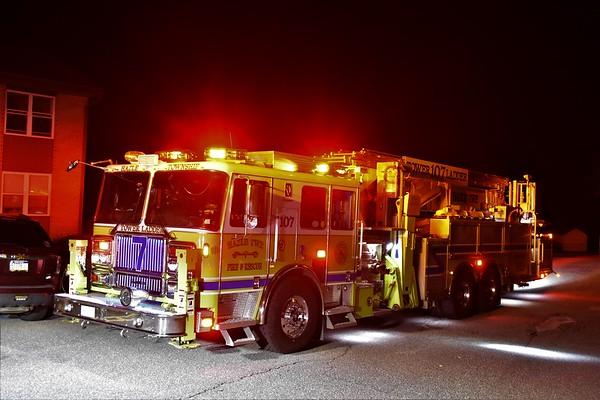 Hazle Twp. 141 kitchen fire McCloud Ct. 7-11-18