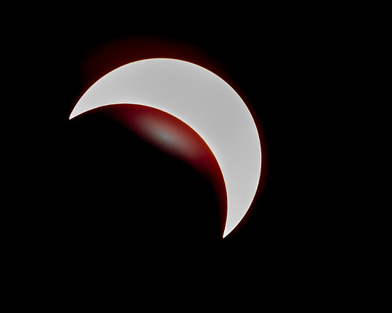 Solar Eclipse, August 21, 2017