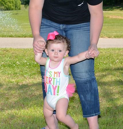 Lexie turns 1