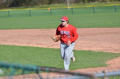 BV Baseball vs Potsdam 5-3-17