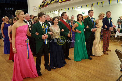Common Riding Friday - Dinner & Ball, 2016
