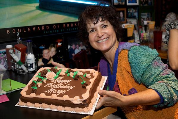 MARGO'S BIRTHDAY, September 2009