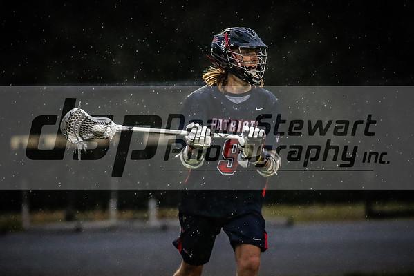 2-26-19 Lake Brantley Boys Varsity Lacrosse at Olympia