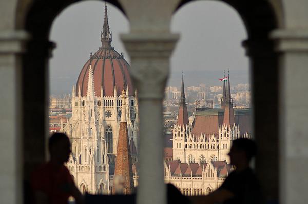 Budapest & Vienna - April 2009