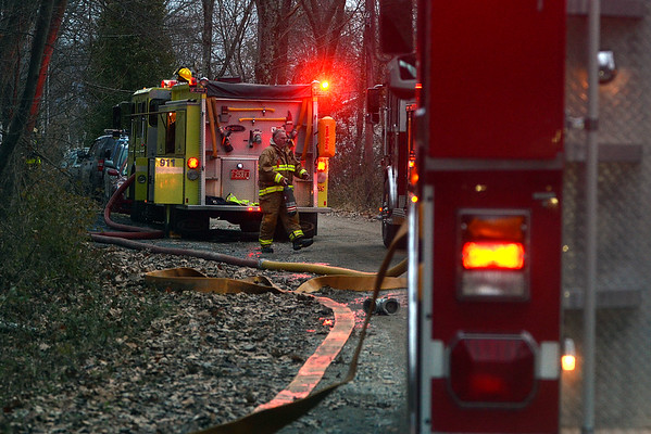 Pownal Fire - 111819