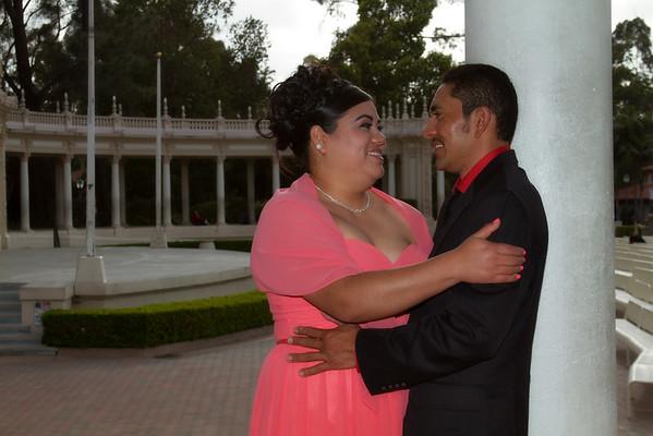 Alfredo y Alma