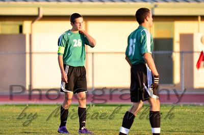 2012 Dixon JV Boys vs. Lindhurst