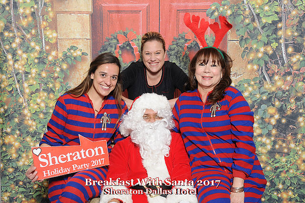 Sheraton Santa Photos 2017