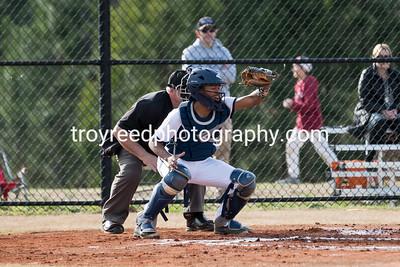 YPA vs WC Varsity Baseball