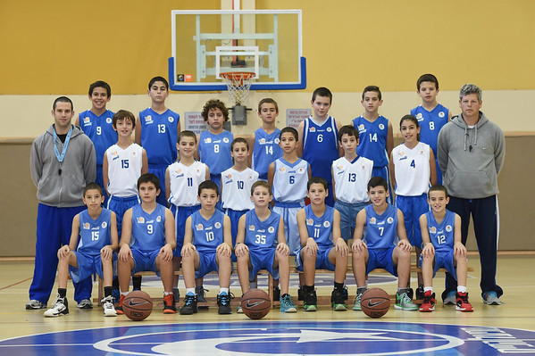 Shimshit basketball team 2014