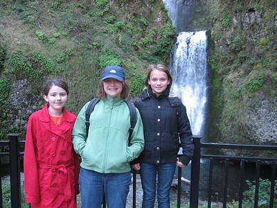 2D Columbia Gorge Field Trip