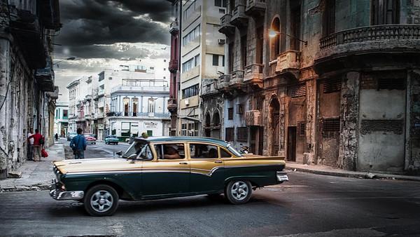 Coches de Cuba