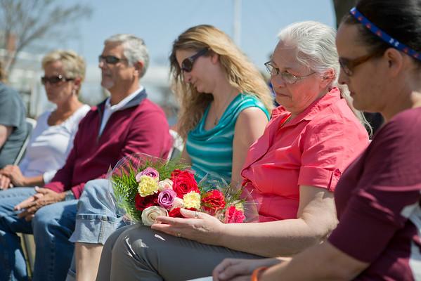 APRIL 17, 2015 LES GOWTHROP (TRINE CAMPUS OPS)  MEMORIAL TRIBUTE