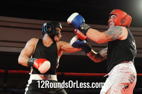 Bout #12  Brandon Shinehearl, Against the Ropes BC, Mentor -vs- Bryan Gedeon, Wrestling Factory, Lakewood Heavy Novice