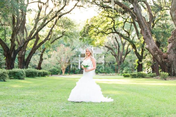 Caroline | Wachesaw Plantation Bridal Portraits