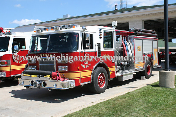Delhi Township, Michigan Fire Department
