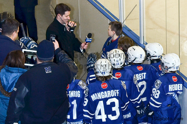 Hockey Day in Milton with the Marlies