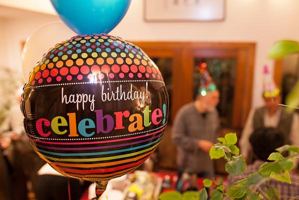 Celebrating 65