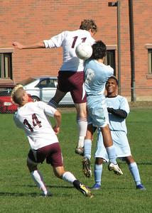Varsity Boys Soccer vs Kolbe Cathedral - 10/13/07