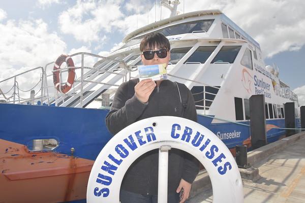 Sunlover Cruises 29th November 2019