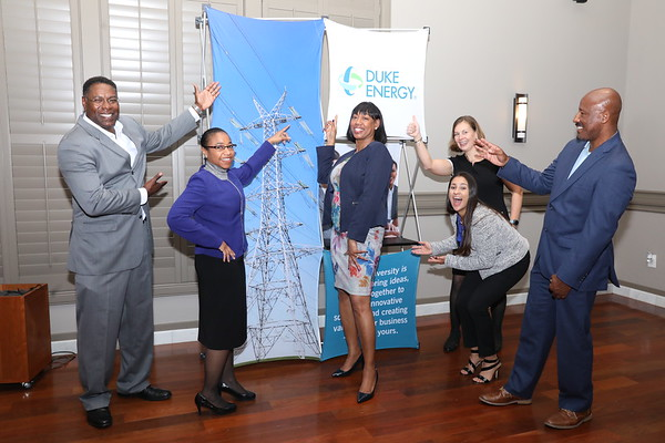 Duke Energy's North Carolina Local and Diverse Outreach Event Wednesday at Noah October 30, 2019
