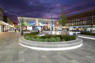 Crawley - Queens Square