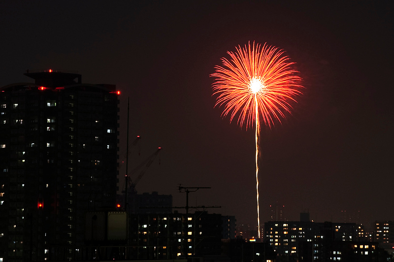 Sumidagawa Fireworks Festival 2010