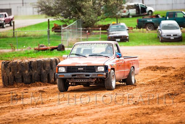 October 2012 - Barrel Racing
