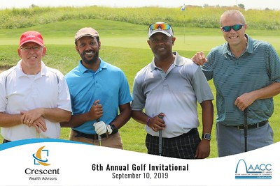 6th Annual Golf Invitational 09.10.2019