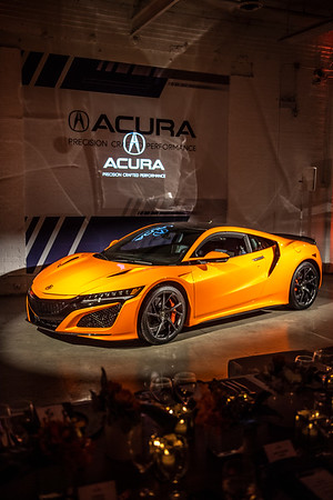 Acura Define Your Drive Event