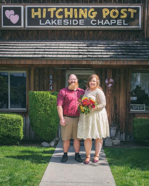 Becky & Jesse Gamble Wedding