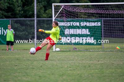 Ladies High School Soccer