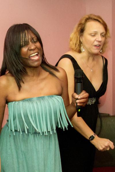 Nedra and Karen