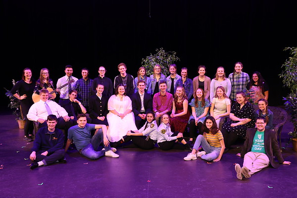 'Much Ado About Nothing' KCHS 3/17/21