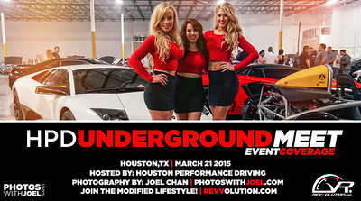 HPD Underground Meet