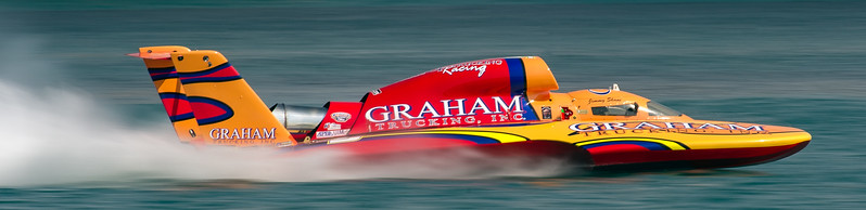 Belle Isle, Detroit, Gold Cup Hydroplanes, 2012