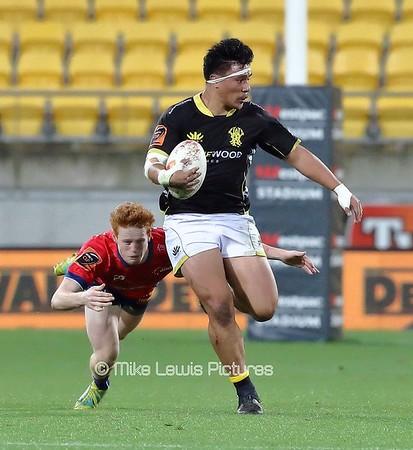 Round 7 Lions (22) v Tasman (28)