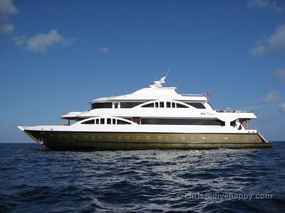 MV Orion Maldives Liveaboard