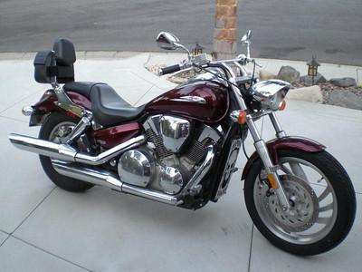 2006 VTX 1300