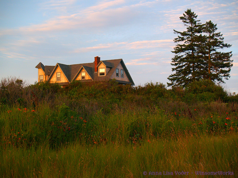 Home beyond the dunes, Weekapaug RI