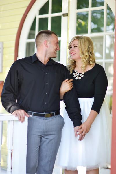 Kyle + Olivia