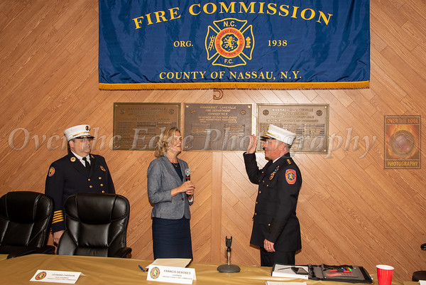 Promotion of Assistant Chief Fire Marshal Uttaro to Chief Fire Marshal 07/29/2021