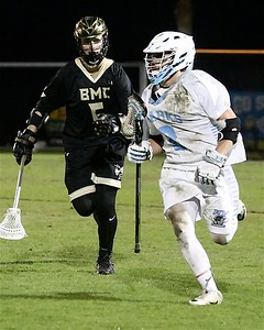 Ponte Vedra Sharks Lacrosse vs Bishop Moore Feb. 2017