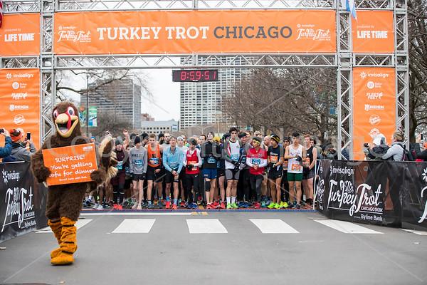 2019 Turkey Day Run