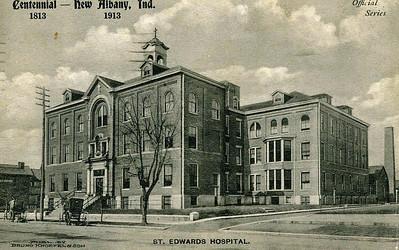 St. Edward History