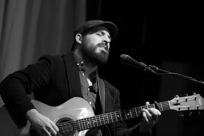 Sam Luke Chase at River Club Music Hall  2/16/18