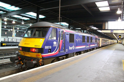 2013 - First Scotrail